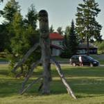 Tree Face (StreetView)