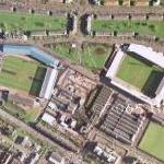 Tannadice Park and Dens Park