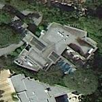 Simon Cowell's House (Google Maps)