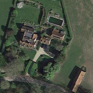 Jeremy Paxman's House (Google Maps)