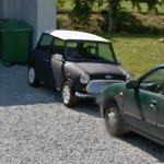 Mini Cooper (StreetView)