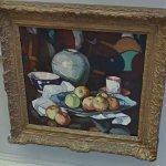 """""""Still life: apples and jar"""" by Samuel John Peploe"""