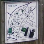 Map of Milton