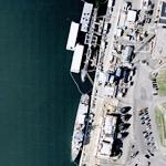 Ship and Submarine (Google Maps)