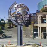 International Village Globe