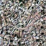 Curving Urban Landscape