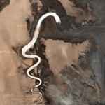 White Snake of Baja (Google Maps)