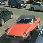MG MGB Roadster Mark III