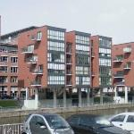 'Alsterfleet Housing' by Massimiliano Fuksas (StreetView)
