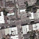 Haight-Ashbury (Google Maps)