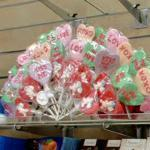 Valentine Lollipops