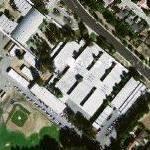 De Anza High School from Primus Song (Google Maps)