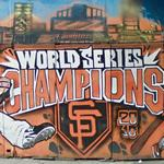 San Francisco Giants Graffiti