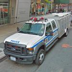NYPD K-9 Unit Truck