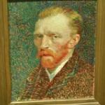 'Self Portrait' by Vincent van Gogh
