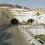 Derech Har HaTsofim Tunnel