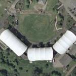 Giant Covered Wagons (Google Maps)