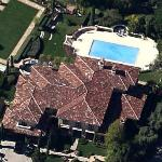 "Adam Sandler & Katie Holmes' House in ""Jack and Jill"" (Google Maps)"