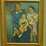 'Polynesian Women with Children' by Paul Gauguin