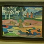 'Day of the God (Mahana no Atua)' by Paul Gauguin