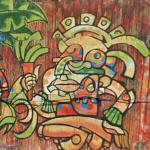 Pedro's Bar mural