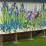 'Wildflower Garden' by Gail Neibrugge (StreetView)