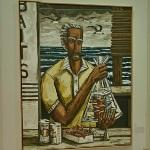 'Baits' by David Bates