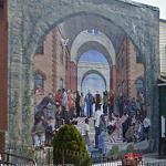 Trompe-l'œil mural (StreetView)