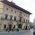 City hall Palma (StreetView)