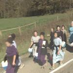 Amish students group (StreetView)