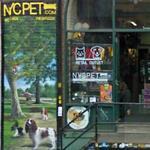 Pet Store Mural (StreetView)
