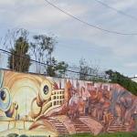 Key Highway Mural