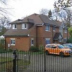 Theo Walcott's House