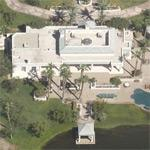 Merv Griffin's house (former) (Google Maps)