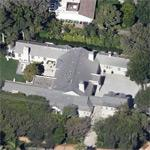 Gwyneth Paltrow and Chris Martin's house (Google Maps)