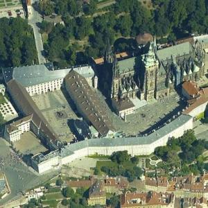 Prague Castle (Google Maps)