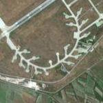 Merzifon Air Base (Google Maps)