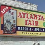 Atlanta Fair (March 4 - April 4 2010)