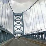 Benjamin Franklin Bridge (StreetView)