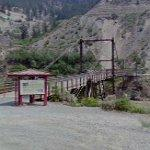 Lillooet Old Bridge