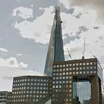 The Shard (tallest building in the European Union) (StreetView)