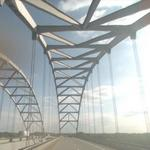 Tennessee River I-24 Bridge (StreetView)