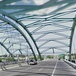 Speer Boulevard Platte River Bridge (StreetView)