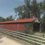 Shieldstown Covered Bridge (StreetView)