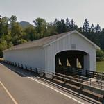 Lowell Covered Bridge (StreetView)