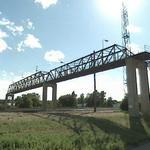 8th Street Pedestrian Bridge (StreetView)