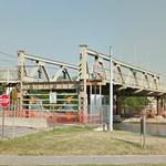 Adam Street Bridge - Vertical Lift Bridge (StreetView)