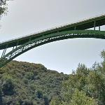 Cold Spring Canyon Bridge