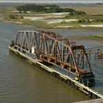 Amelia River Swing Bridge