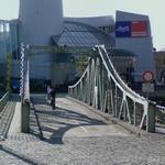 Hafenbrücke am Rheinauhafen